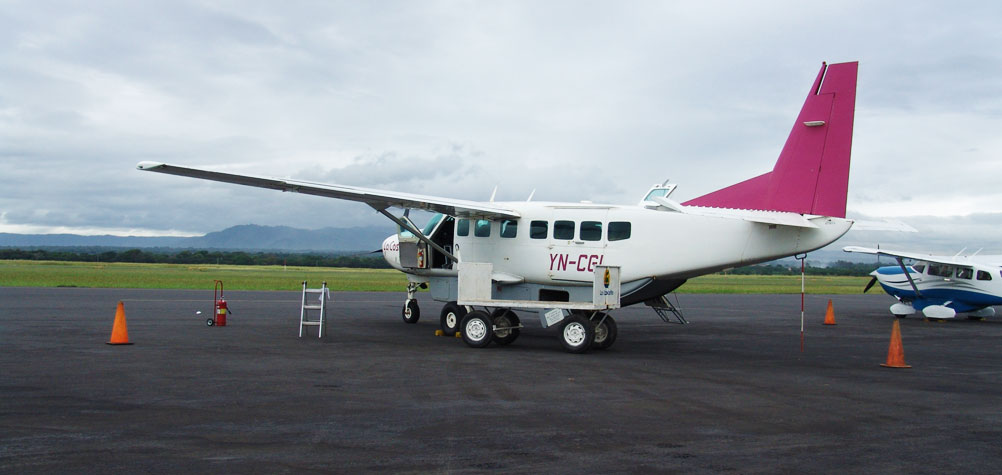 Domestic flights with ORO Travel discover Nicaragua.