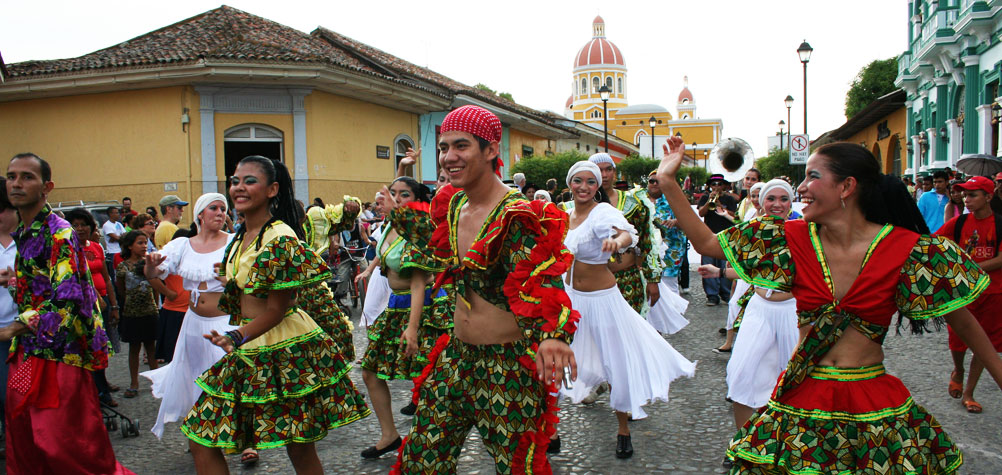 Nicaragua's folklore and tradition can be discovered with ORO Travel tours and packages.