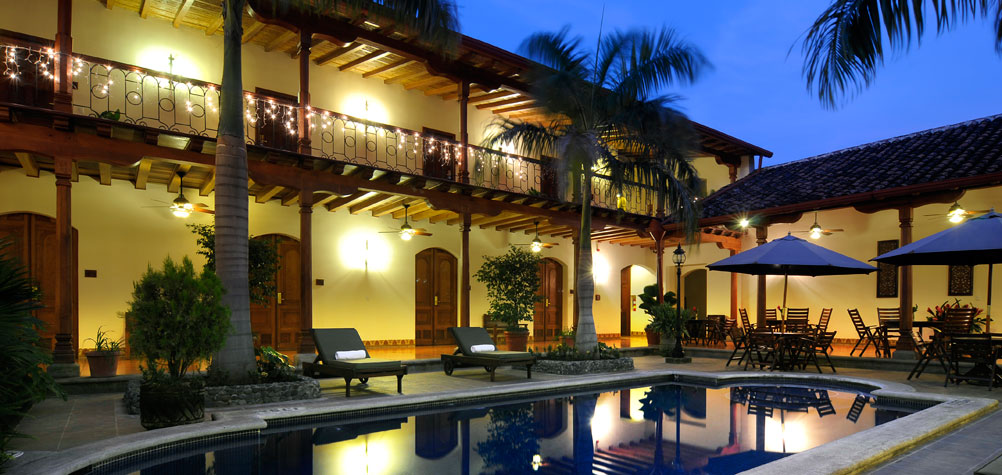 Hotels in Nicaragua with ORO Travel.