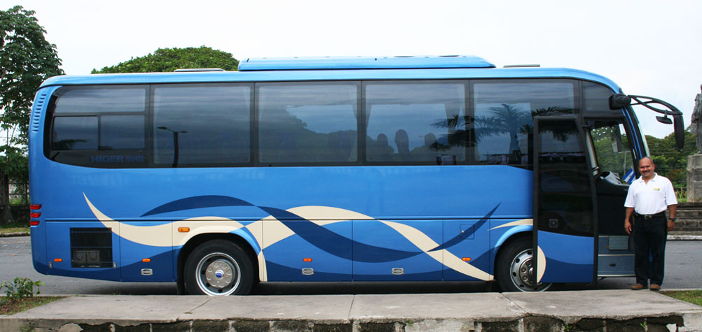 Land transfer and transport with ORO Travel discover Nicaragua.