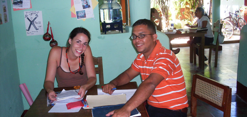 Spanish school and classes with ORO Travel discover Nicaragua.
